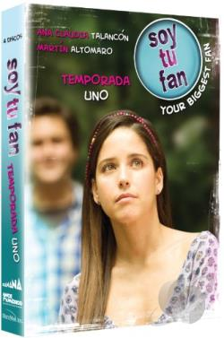 Soy Tu Fan DVD Cover Art