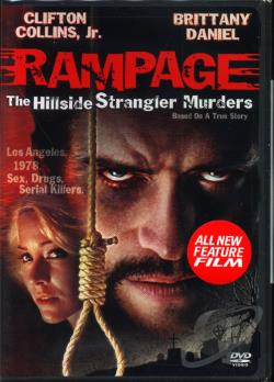 Rampage: The Hillside Strangler Murders DVD Cover Art