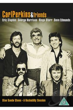 Blue Suede Shoes DVD Cover Art