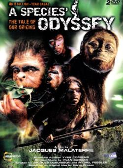 Species' Odyssey DVD Cover Art