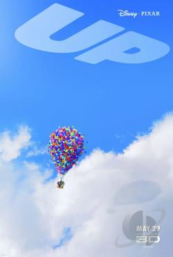 Up DVD Cover Art