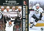 NHL Stanley Cup Champions 2008-2009/NHL: Sidney Crosby On The Ice And Beyond DVD Cover Art