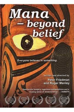 Mana: Beyond Belief DVD Cover Art