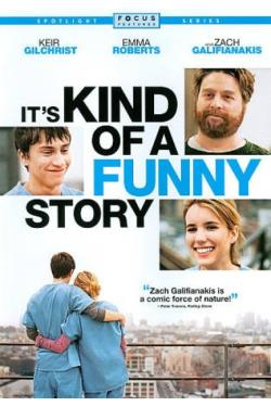 It's Kind of a Funny Story DVD Cover Art