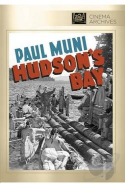 Hudson's Bay DVD Cover Art