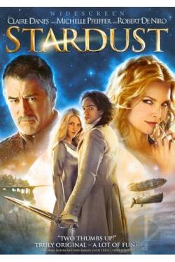 Stardust DVD Cover Art