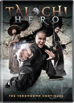 Tai Chi Hero DVD Cover Art