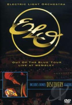 Electric Light Orchestra - Out of the Blue Tour Live at Wembley/Discovery DVD Cover Art