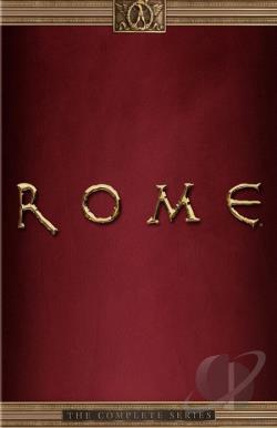 Rome - The Complete Series DVD Cover Art