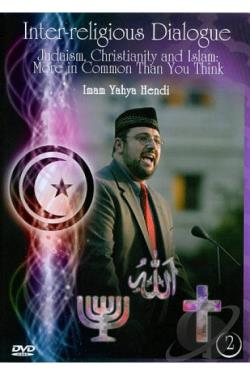 Imam Yahya Hendi: Inter-religious Dialogue - Judaism, Christianity and Islam DVD Cover Art