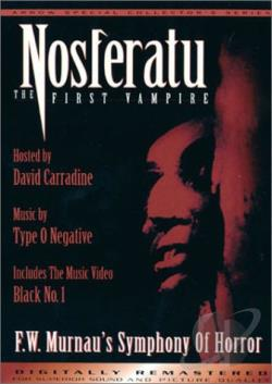 Type O Negative - Nosferatu DVD Cover Art
