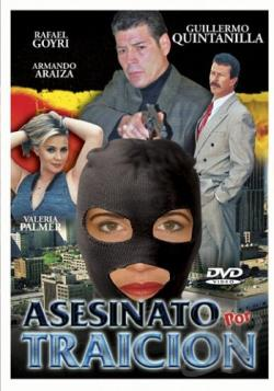 Asesinato Por Traicion DVD Cover Art