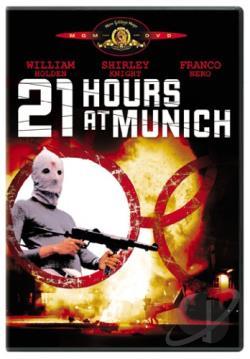 21 Hours at Munich DVD Cover Art