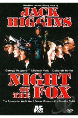 Night of the Fox DVD Cover Art