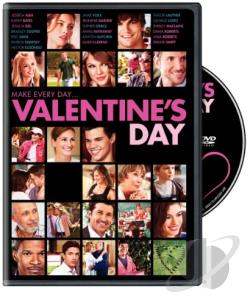 Valentine's Day DVD Cover Art