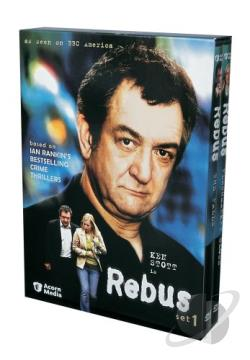 Rebus - Set 1 DVD Cover Art