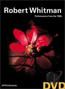 Robert Whitman: Performances From The 1960's DVD Cover Art