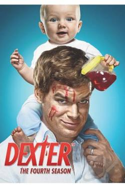 Dexter - The Complete Fourth Season DVD Cover Art