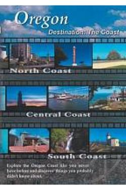 Oregon Destination: The Coast DVD Cover Art