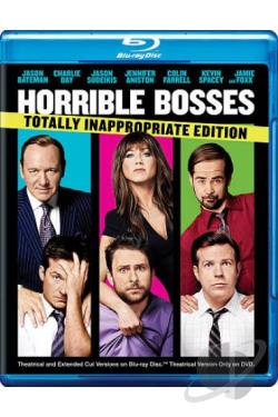 Horrible Bosses BRAY Cover Art
