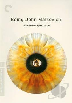 Being John Malkovich DVD Cover Art
