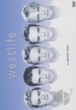 Westlife: The Westlife Story DVD Cover Art