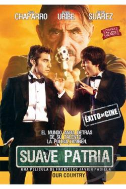 Suave Patria DVD Cover Art