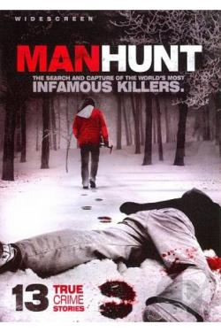 Manhunt DVD Cover Art