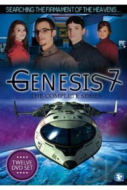 Genesis 7 - The Complete Series DVD Cover Art