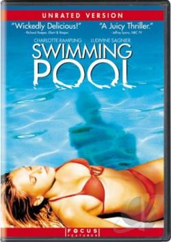 Swimming Pool DVD Cover Art