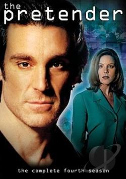 Pretender - The Complete Fourth Season DVD Cover Art