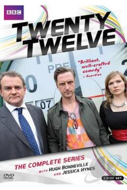 Twenty Twelve - The Complete Series DVD Cover Art