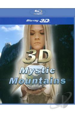 3D Mystic Mountains BRAY Cover Art