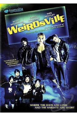 Weirdsville DVD Cover Art