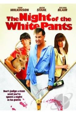 Night Of The White Pants DVD Cover Art