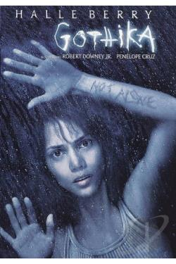 Gothika DVD Cover Art