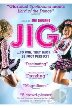 Jig DVD Cover Art