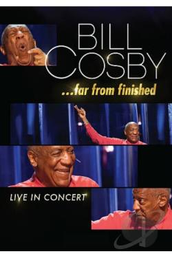 Bill Cosby: Far from Finished DVD Cover Art