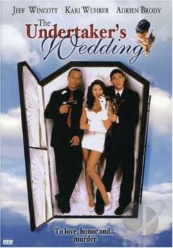 Undertaker's Wedding DVD Cover Art