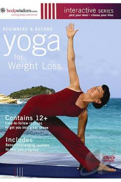 Beginner's Yoga For Weight Loss DVD Cover Art