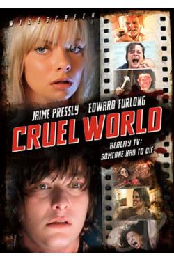 Cruel World DVD Cover Art