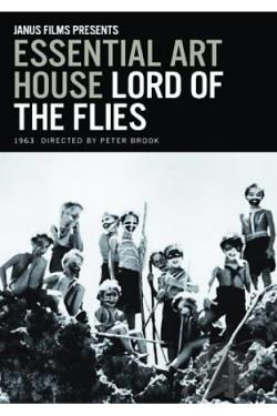 Lord of the Flies DVD Cover Art