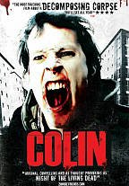 Colin DVD Cover Art