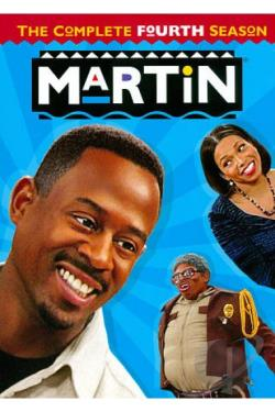 Martin - The Complete Fourth Season DVD Cover Art