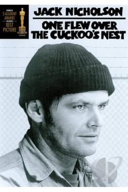 One Flew Over the Cuckoo's Nest DVD Cover Art