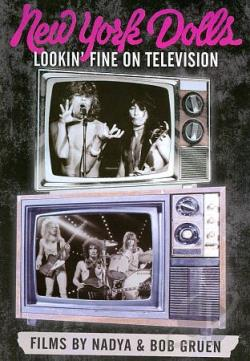New York Dolls: Lookin' Fine on Television DVD Cover Art