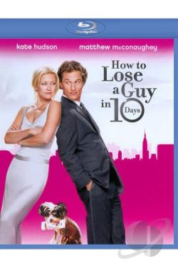 How to Lose a Guy in 10 Days BRAY Cover Art