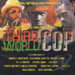 Third World Cop DVD Cover Art