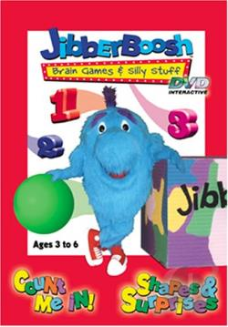 Jibberboosh - 2 Vol. Pack DVD Cover Art