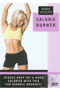 Body Sculpt - Calorie Burner DVD Cover Art